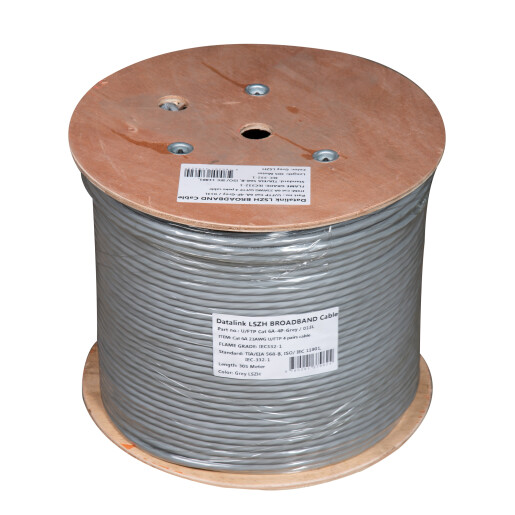CABLU CAT 6A FTP LSZH  4x2x23 AWG DATALINK