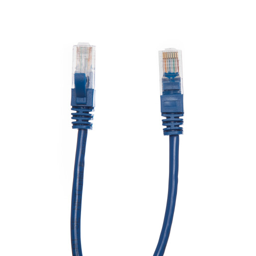 Patch cord cat 5e 3 m albastru DataLink