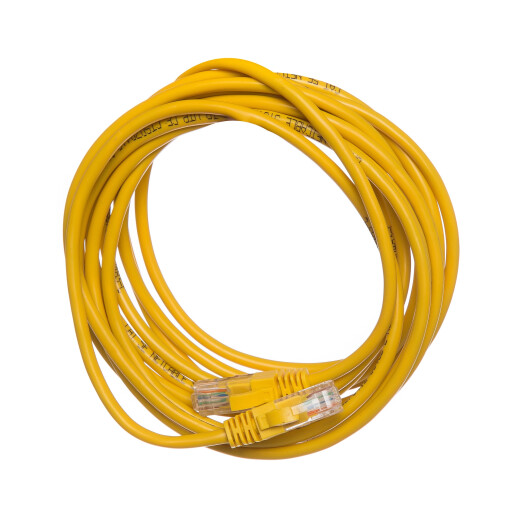 Patch Cord UTP 3 m galben cat 6