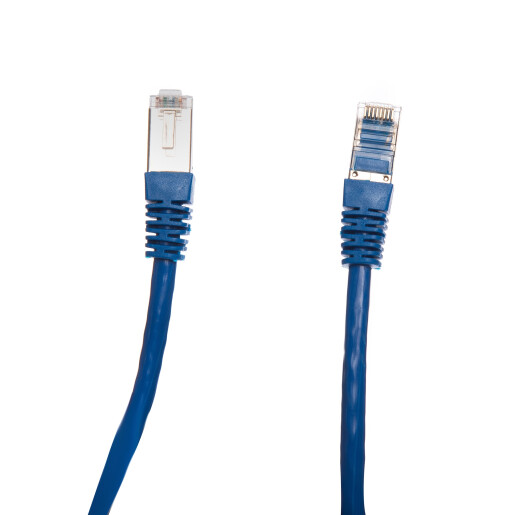 Patch cord cat 5e FTP 4 m albastru DataLink