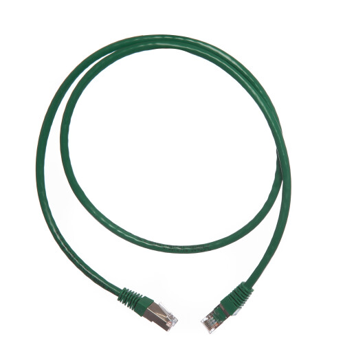 Patch cord cat 5e FTP 1 m verde DataLink