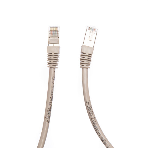 Patch cord FTP cat.6 0.5 m gri