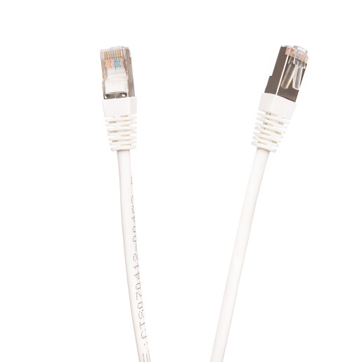 Patch cord FTP cat.6 10 m alb