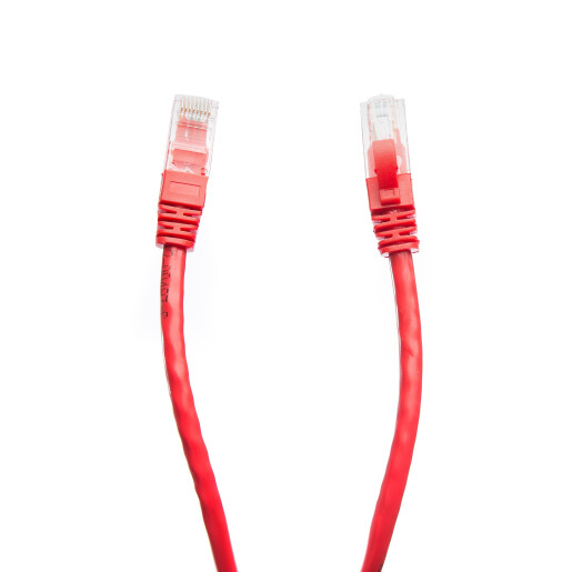 Patch cord cat 5e 5 m rosu DataLink