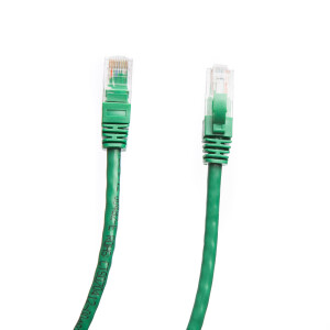 Patch cord cat 5e 3 m verde DataLink