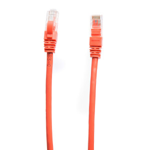 Patch cord cat 5e 0.5 m portocaliu DataLink