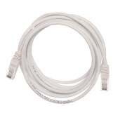 Patch Cord UTP 3 m alb cat 6