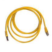 Patch cord FTP cat.6 2 m galben