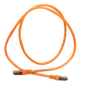 Patch cord FTP cat.6 2 m portocaliu