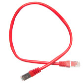 Patch cord cat 5e  FTP 0.5 m rosu DataLink