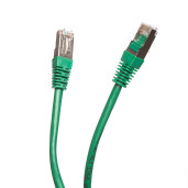 Patch cord FTP cat.6 5 m verde
