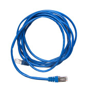 Patch cord FTP cat.6 4 m albastru