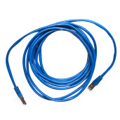 Patch cord FTP cat.6 3 m albastru