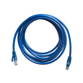 Patch cord cat 5e FTP 3 m albastru DataLink