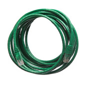 Patch cord cat 5e 5 m verde DataLink