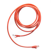 Patch cord cat 5e 4 m portocaliu DataLink